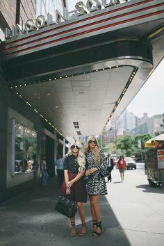 New York fashion week 2013 jessica janae cara loren, amber clark
