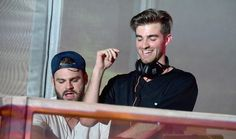 """The Chainsmokers Take In 6 Different Styles & Talk Their New Hit """"Roses"""" Chainsmokers, Top Celebrities, Celebs, Andrew Taggart, Aly And Fila, Alesso, Add Music, Armin Van Buuren, Girls Dream"""