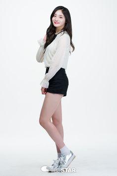 PRISTIN Kyulkyung - The Star #프리스틴 #결경