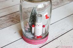 Weihnachten im Glas by Streifenliebe