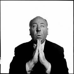 Hitchcock by Avedon