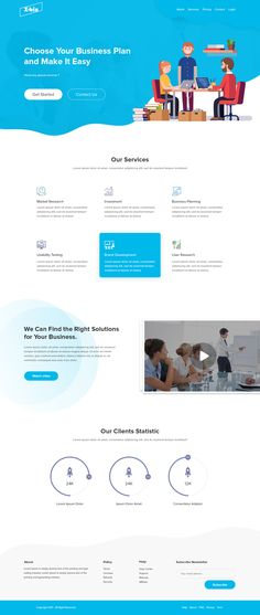 X-bix - Multipurpose PSD Template by SparkRaxx | ThemeForest