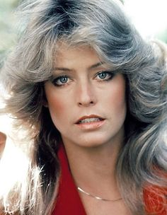 Farrah Fawcett in CHARLIE'S ANGELS... for more about Farrah visit myfarrah.com