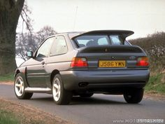 Ford Escort RS Cosworth 1992-1996