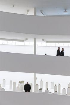Gallery of Gallery: Frank Lloyd Wright's Solomon R. Guggenheim Museum by Laurian Ghinitoiu - 9