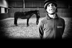 What is Equine Facilitated Therapy? In its simplest and most basic form it is using the presence of horses to develop an individual in some way. For horse motivated people the horse is at the heart of the exchange of teaching and learning. If horses interest and motivate an individual, then learning about them provides a learning purpose.Many naturally occurring routines and activities in an equine environment can act as the basis of new understanding.