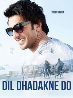 Ranveer Singh as Kabir Mehra | Dil Dhadakne Do is a fun, endearing film that makes your heart soar http://www.fallinginlovewithbollywood.com/2015/12/dil-dhadakne-do-is-a-fun-endearing-film-that-makes-your-heart-soar.html