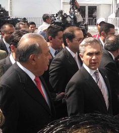 Carlos Slim inaugura la Aldea Digital 2014 Mexico, Slim, Digital