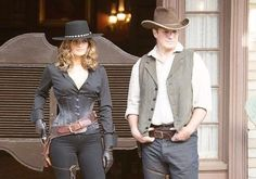 Castle - Season 7 Episode 7 - Once Upon A Time In The West