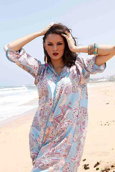 Gandoura Marocaine tres chic 2013-2014 ~ Location et vente de Caftans