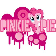 Pinkie Pie, reminds me of my little miss <3