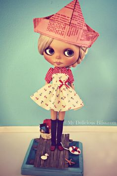 Marina will be sailing away now on Etsy https://www.etsy.com/listing/201558198/marina-ooak-custom-blythe-art-doll-60?ref=shop_home_feat_4