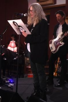 45th Anniversary Of Electric Lady Studios Featuring Patti Smith