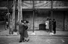 Quatorze Juillet, Paris, 1958 par J.V. der Keuken