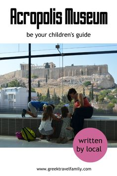 Travel to Greece and it' s capital Athens. Explore the Acropolis museum with your kids using the family backpacks! Popular Honeymoon Destinations, Greece Destinations, Travel Destinations, Greece With Kids, Acropolis, Athens Greece, Greece Travel, Greek Islands, Cool Places To Visit