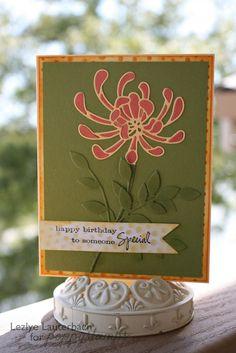 Special Birthday Mumby the Poppystamps Design Team