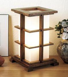 Теплый-свечение акцент светильник плана деревообрабатывающего производства из дерева журнал