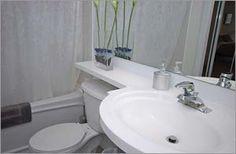 #Absolute #Lofts #Toronto Loft Bathroom, Bathrooms, Lofts, Toronto, Sink, Home Decor, Loft Room, Sink Tops, Loft