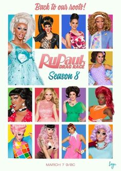 RuPaul drag race season 8