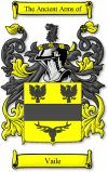 Vaile Coat of Arms / Vaile Family Crest