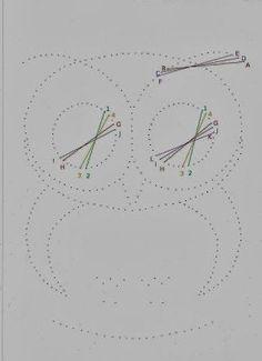 Acta de Creació: Owl - brodats matemàtica - fórmula.: