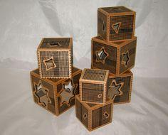 Seven Nesting Boxes