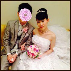❤花嫁様のお声|結婚式のブライダル、ブーケやフラワーギフト、ミッキーブーケはプリザーブドフラワーで素敵なウェディングブーケや花冠を永遠に。-2ページ目