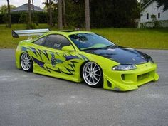 List of Street Racing Cars | Street Racing and Import Tuning Gallery - Japanese imports/Mitsubishi ...
