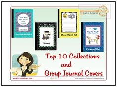 Top 10 Collection Lists and Group Journal Covers (Free)