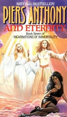 And Eternity (Incarnations of Immortality - Book seven)
