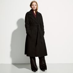 FWSS Race Of Doom wool trenchcoat - FWSS - Fall Winter Spring Summer - shop online