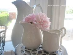 Care of Vintage White Ironstone | ♥ White Ironstone Cottage