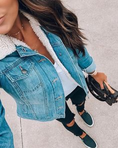 Find Your Inner Fashionista With These Tips And Tricks! – Designer Fashion Tips Fall Winter Outfits, Autumn Winter Fashion, Spring Outfits, Fashion Fall, Denim Fashion, Winter Style, Winter Outfits Tumblr, October Outfits, October Fashion