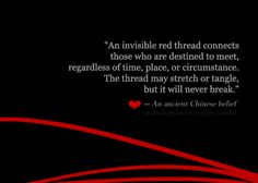 red+string+on+finger | Red Thread of Fate | Liane's blog