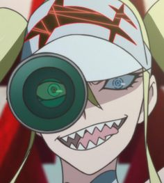 "generalivan: ""Omiko Hakodate My beautiful shark toothed waifu~ """