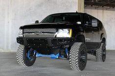 Chevrolet Tahoe Stealth Front Bumper W/Light Mounts Brand: Addictive Desert Designs Part Number: Material: Chevrolet Tahoe, 2014 Chevy Tahoe, Chevrolet Colorado, Chevrolet Suburban, Diesel Trucks, Custom Trucks, Lifted Trucks, Cool Trucks, Pickup Trucks