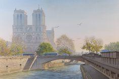 Irrésistible Paris en Aquarelles de Thierry Duval (12)
