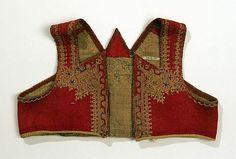 20-11-11  Bodice                                                                                      Date:                                        1800–1939                                                          Culture:                                        Hungarian