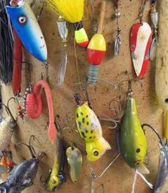 1000 images about fishing lures on pinterest fishing for Fishing lure kits make your own