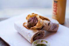 Rolls - Unda Beef Roll Paratha