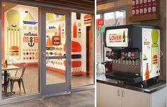 http://fameretail.com fast food interior design
