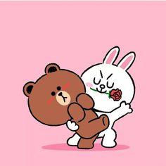 "line friends精品代購 on Instagram: ""Cony好man 喔!😌❤️🤭😛"""