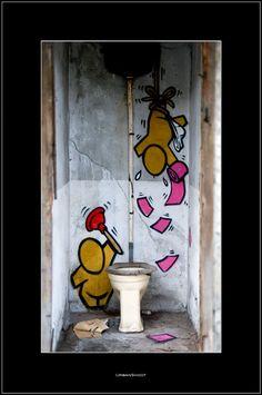 Quand Jace s'attaque au wc.    http://www.gouzou.net/