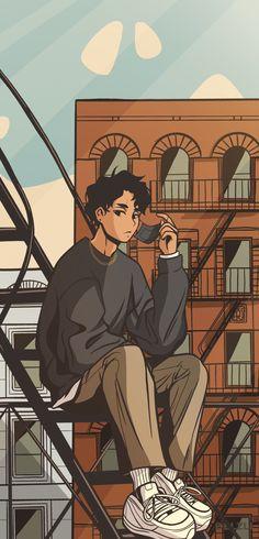 Comic Anime, Manga Anime, Anime Art, Haikyuu Wallpaper, Cute Anime Wallpaper, Haikyuu Fanart, Haikyuu Anime, Animes Wallpapers, Cute Wallpapers