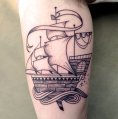 Veleiro Tattoo, Casey