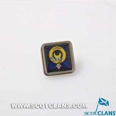Durie Pin Badge