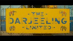 Wes Anderson | | The Darjeeling Limited