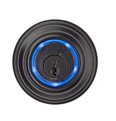 Kwikset 925 Kevo Single Cylinder Bluetooth Enabled Deadbolt for iPhone 4S, 5, 5C & 5S, Venetian Bronze - Amazon.com