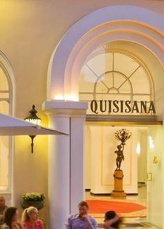 Grand Hotel Quisisana- my favorite hotel in Capri, Italy