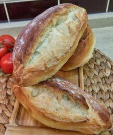 Ev ekmeği tarifi sonucu   Kadınca Fikir - Kadınca Fikir Food And Drink, Bread, Foods, Drinks, Food Food, Food Items, Beverages, Breads, Drink